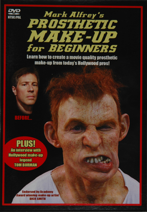 Mark Alfrey's Prosthetic Make-Up for Beginners