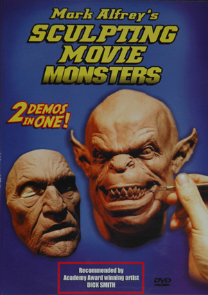 Mark Alfrey's Sculpting Movie Monsters