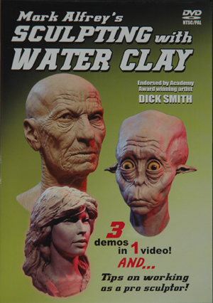 Mark Alfrey's Sculpting with Water Clay