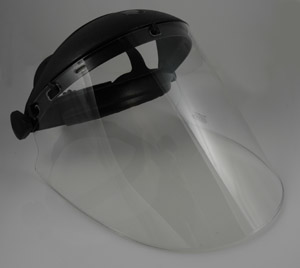 Face Shield by Paulson Manufacturing