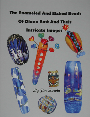 The Enameled and Etched Beads of Diana East and their Intricate Images