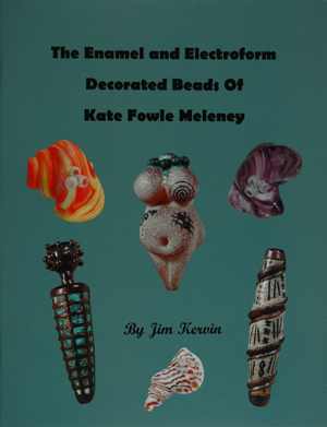 The Enamel and Electroform Decorated Beads of Kate Fowle Meleney