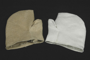 Photo of Zetex and Zetex Plus cover mitts
